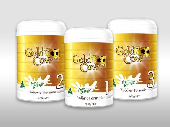GOLD COW Infant Milk Powder